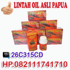 minyak lintah papua asli merupakan minyak pembesar penis dengan