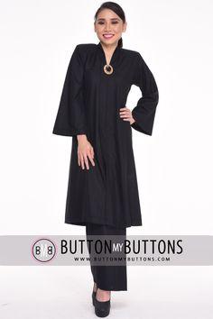 MISS LULU KEBAYA PAHANG Traditional Fashion, Traditional Outfits, Muslim Fashion, Hijab Fashion, Kebaya Muslim, Batik Fashion, Dark Photography, Blouse Dress, Muslim Women