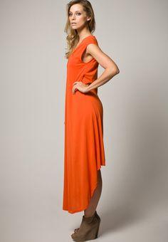 AIOLI - Robe - orange