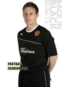 Motherwell FC 2013/14 PUMA Away Kit
