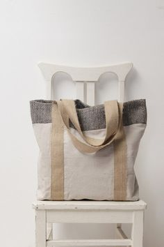 No plastic bags please! From cotton to canvas to jute, there are so many reusable bag options out there these days, in a large range of designs, you're not just helping the environment, you can make a fashion statement too!