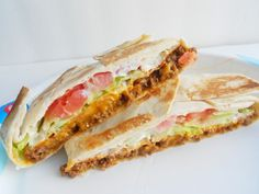 Culinary Couture: Homemade Crunchwrap Supreme