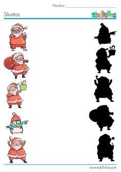 Christmas Crafts To Make, Preschool Christmas, Christmas Games, Christmas Activities, All Things Christmas, Creative Activities For Kids, Educational Games For Kids, Craft Activities, Preschool Crafts