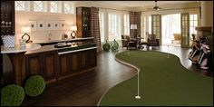 golf decor bedroom | Decorating theme bedrooms - Maries Manor: man cave decorating ideas ...