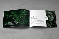 Decorative Plants Business Brochure