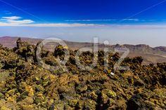 Qdiz Stock Photos Teide National Park Landscape