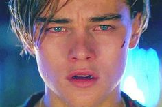 Oh dear..... You are just too good to be true.... NOBODY is ever going to be like young Leonardo Dicaprio.....