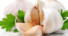 Hindi beauty benefits of garlic,Garlic clove benefits lehsun ke fayde hindi me