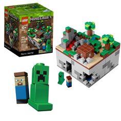 Lego Minecraft - Micro World Cuusoo Neuf et d'occasion