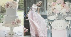 The soft pink tone of Rose Quartz and the calming shade of Serenity makes this a unique color theme for a fancy bash. Learn how to use these colors of 2016!