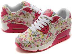 Nike Air Max 90 women Colorful Peach Red0
