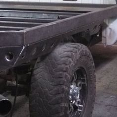 Photo: Uploaded from the Photobucket Android App. This Photo was uploaded by himarker Dodge Trucks, Old Trucks, Flatbeds For Trucks, Custom Truck Beds, Custom Trucks, Flatbeds For Pickups, Flatbed Truck Beds, Hunting Truck, Truck Flatbeds