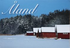 Aland islands ~ Postcards voyage