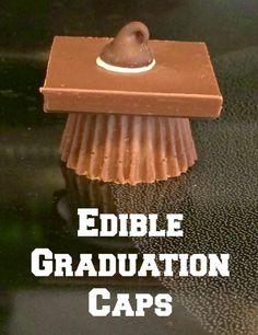 RunwithJackabee: Edible Graduation Caps
