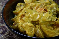 Indian Potato Salad from CookingChannelTV.com