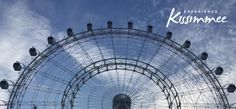 Birds-eye View of Central Florida from The Orlando Eye - Things To Do - Experience Kissimmee - Orlando Florida Area - Fun Family Events - Kissimmee