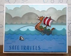 """There's a Card for That: Penny Slider Card 
