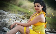 Kajal Agarwal Hot HD Wallpaper #9