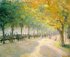 Camille Pissarro : Hyde Park, London