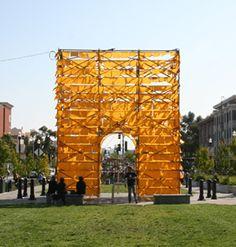 """Golden Gateway"" by Seyed Alavi"