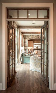 HOME DECOR – IDEAS – rustic French interiors.