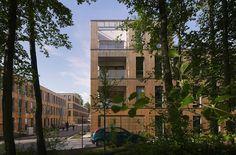 Neue Hamburger Terrassen | LAN Architecture; Photo: Julien Lanoo | Archinect