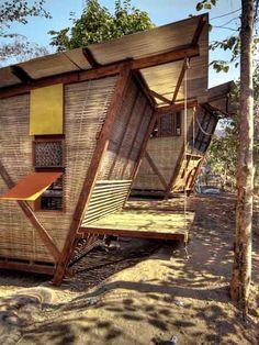 prefab bamboo house - TYIN tegnestue