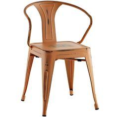 Promenade Dining Chair Orange