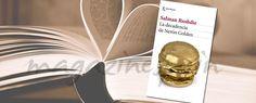 #Libro de la semana: La decadencia de Nerón Golden - Salman Rushdie