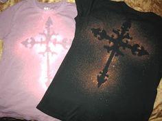 ool Bleach effect T-shirts.  www.susiestampalo...