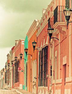Centro de Campeche, Mexico