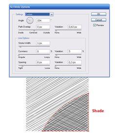 Урок Adobe Illustrator - Как создать в комиксах облако для текста в стиле каракулей - Советы - RU.Vectorboom