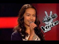 Garota Brasileira é destaque no The Voice Kids Alemanha (Best Covers)