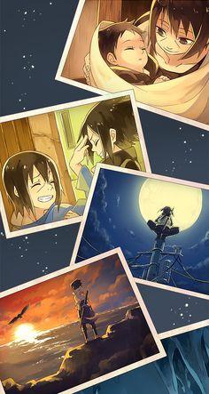Itachi and Sasuke. They walk their separate paths. #naruto