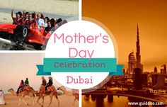 Best Places to Celebrate Mother's Day in Dubai