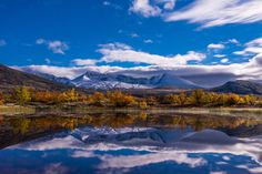 Rondane by night by Tor Ivan Boine on 500px