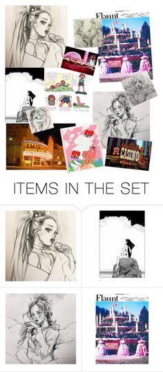 """""""hmmm"""" by dolly-eye on Polyvore featuring art"""