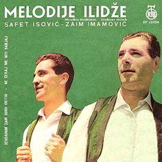 MUZIKA BALKANA - BALKAN MUSIC: SAFET ISOVIĆ i ZAIM IMAMOVIĆ - Melodije Ilidže 2