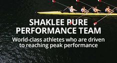 Shaklee Athletes
