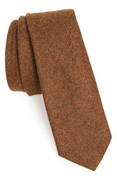 W.R.K Solid Wool Tie