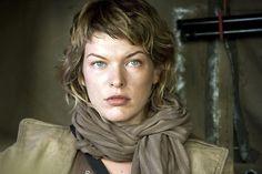 Resident Evil: Extinction Milla Jovovich