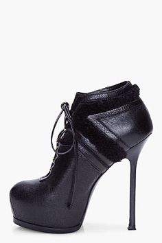 Awesome new YSL shoe for fall
