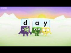 My favourite series to teach phonics, digraphs, etc. Alphablocks My kids LOVE it. This one teaches long a ai, ay, a_e