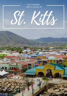 From laid-back beach bars and local cafés to fine dining establishments, there's plenty to delight the adventurous foodie in St. Kitts.