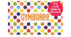 Enter to #win a $100 @Gymboree Gift Card #kids #fashion http://www.thismamaloves.com/?p=47386