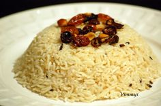 Ghee Rice (Kerala Recipe)