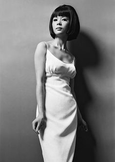 Model Hiroko Matsumoto
