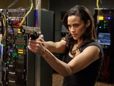Paula Patton of Mission Impossible 4 (and Robin Thicke's wife) joins the cast of Legendary & Blizzard Entertainment's Warcraft