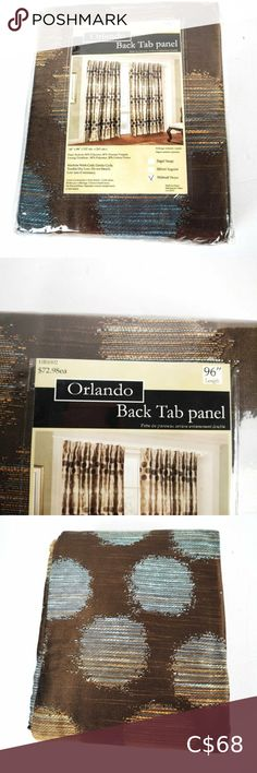 I just added this listing on Poshmark: COPY - Orlando Curtain Back Tab Panel Woven 96 in. #shopmycloset #poshmark #fashion #shopping #style #forsale #Orlando #Other Cream Curtains, Tab Top Curtains, Gold Curtains, Thermal Curtains, Velvet Curtains, Grommet Curtains, Pottery Barn Curtains, Drapery Holdbacks, Victorian Shoes