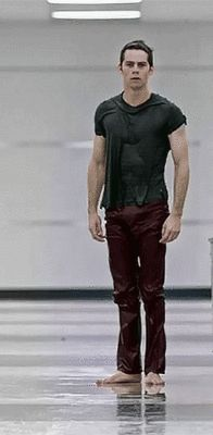 Dylan O'Brien - Stiles Stilinski - Teen Wolf season 3